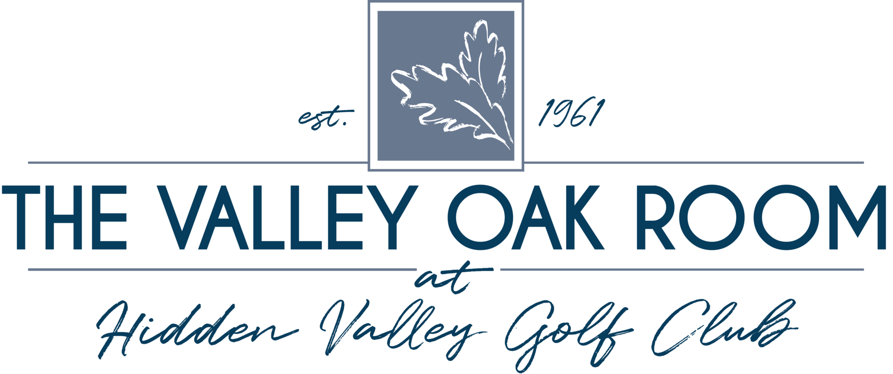The Valley Oak Room