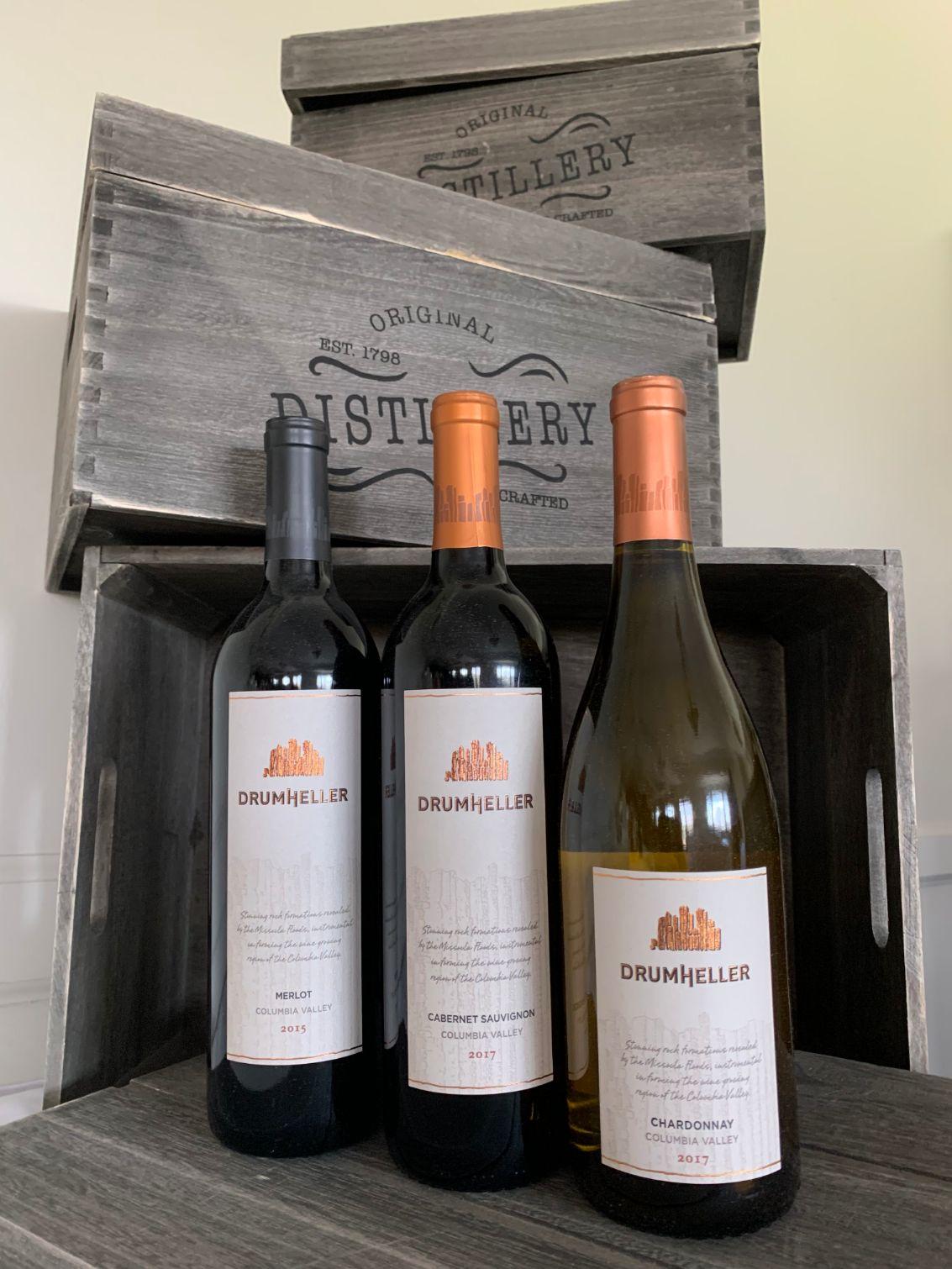Drumheller Wine